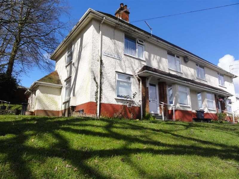 1 Bedroom Flat for sale in Ffordd Silkin, Pontardawe