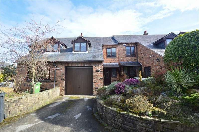 3 Bedrooms Terraced House for sale in Roan Court, Macclesfield