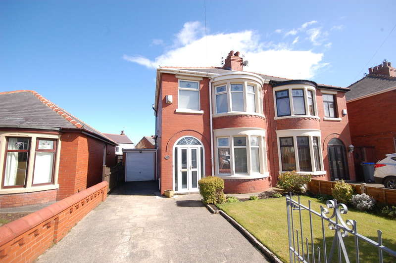 4 Bedrooms Semi Detached House for sale in Patterdale Avenue, Blackpool