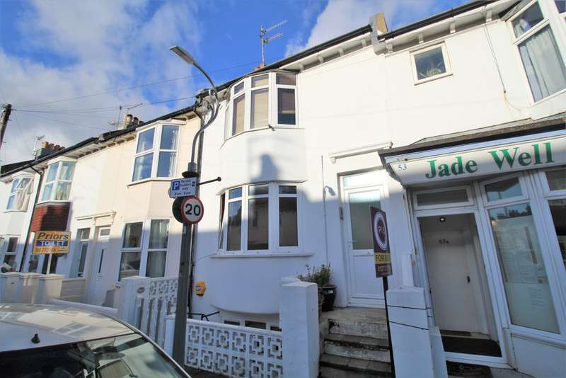1 Bedroom Flat for sale in Shirley Street, Hove, BN3 3WH