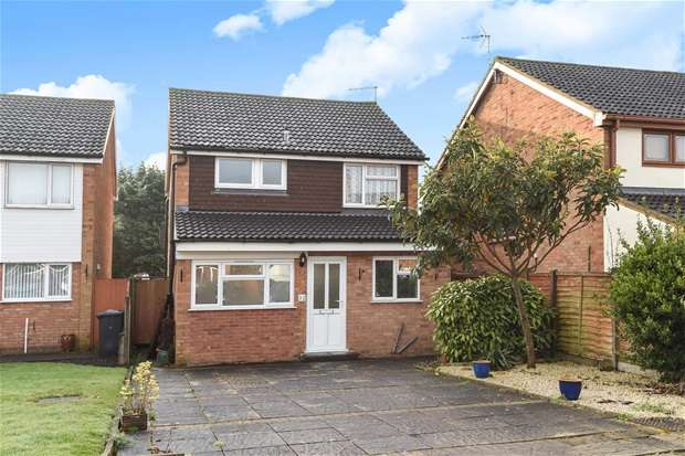 3 Bedrooms Detached House for sale in Hillson Close, Marston Moretaine