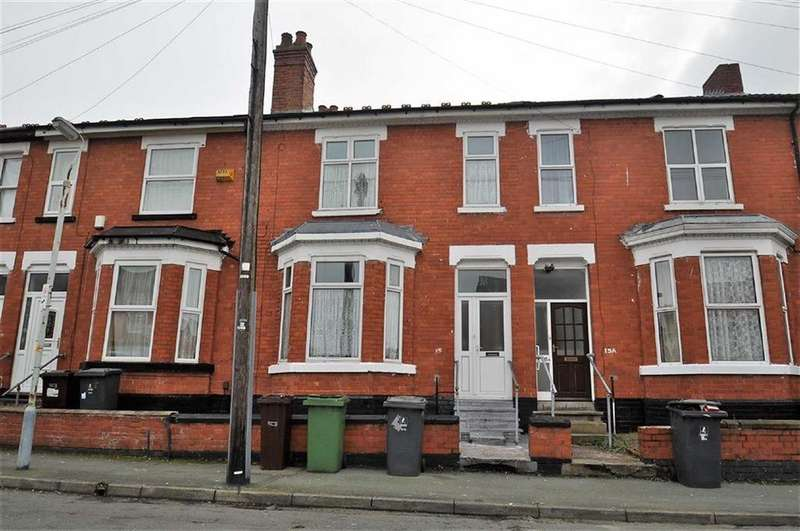 3 Bedrooms Terraced House for sale in 15, Dalton Street, Penn Fields, Wolverhampton, West Midlands, WV3