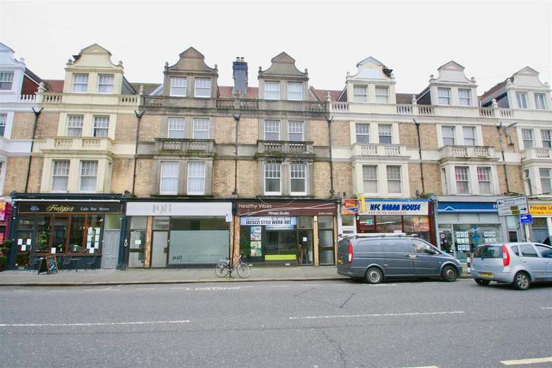 2 Bedrooms Flat for sale in Church Road, Hove