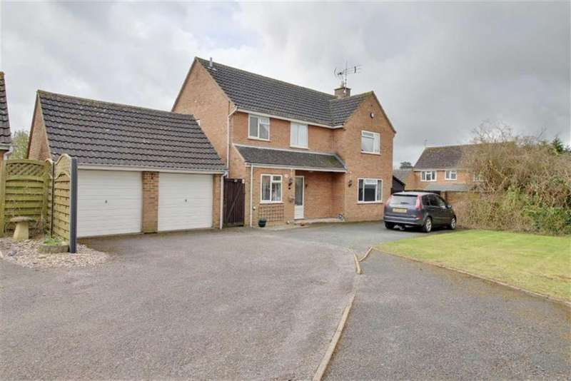 4 Bedrooms Detached House for sale in Williams Orchard, Highnam, Gloucestershire