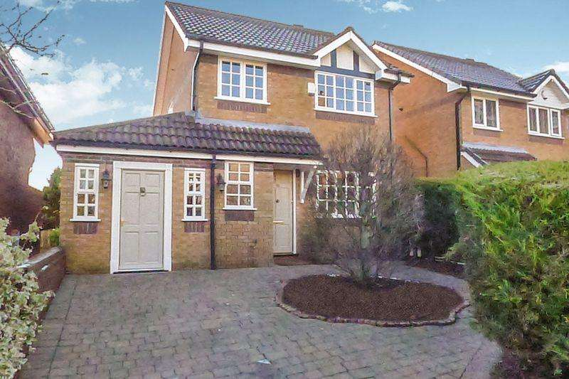 3 Bedrooms Detached House for sale in Midford Drive, Sharples