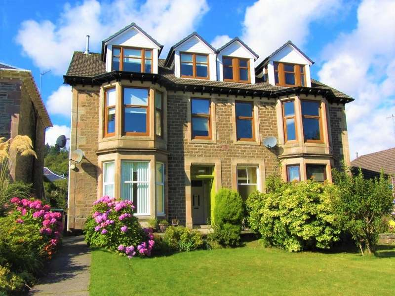 5 Bedrooms Flat for sale in 39D Glenmorag Crescent, Dunoon, PA23 7LF