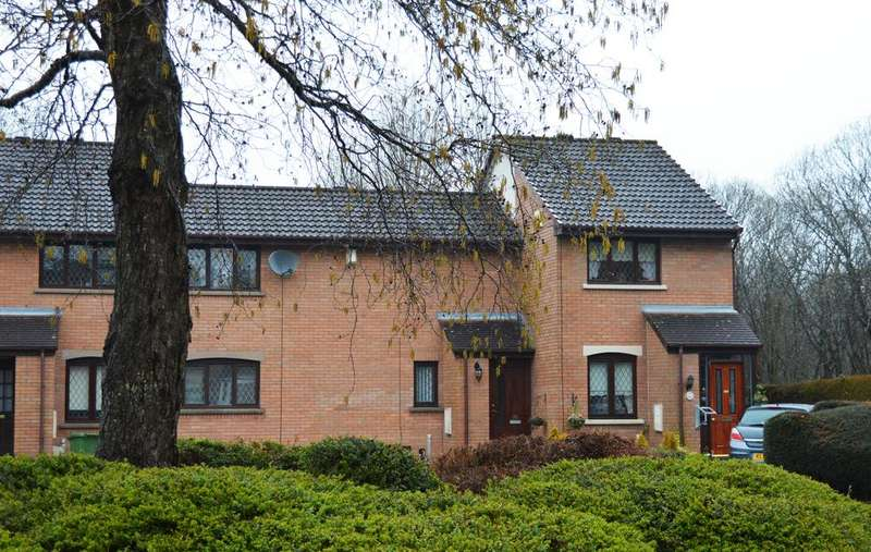 2 Bedrooms Terraced House for sale in 120 Millhouse Drive, Glasgow G20 0UF