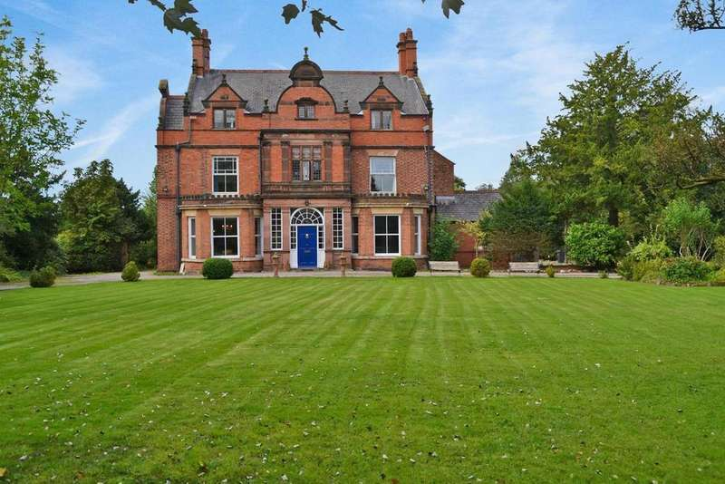 9 Bedrooms Detached House for sale in Mannings Lane, Hoole Village, Chester