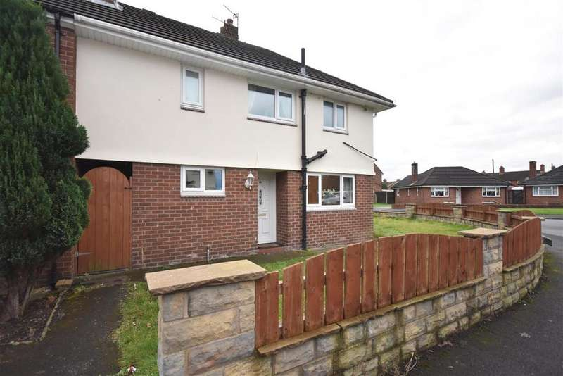 2 Bedrooms Semi Detached House for sale in Grafton Street, Adlington, Chorley