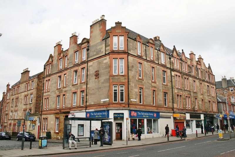 2 Bedrooms Flat for sale in 2/7 Smithfield Street, Gorgie, Edinburgh EH11 2PJ