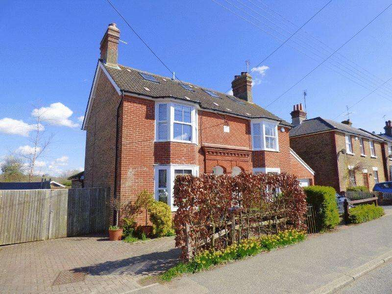 3 Bedrooms Semi Detached House for sale in Broad Street, Cuckfield