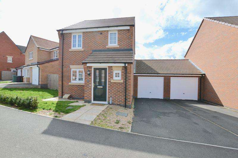 3 Bedrooms Detached House for sale in Loch Lomond Way, Peterborough