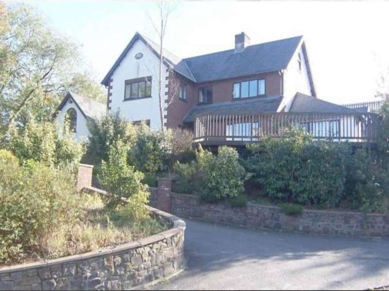 4 Bedrooms House for sale in Lledrod, Aberystwyth, Ceredigion