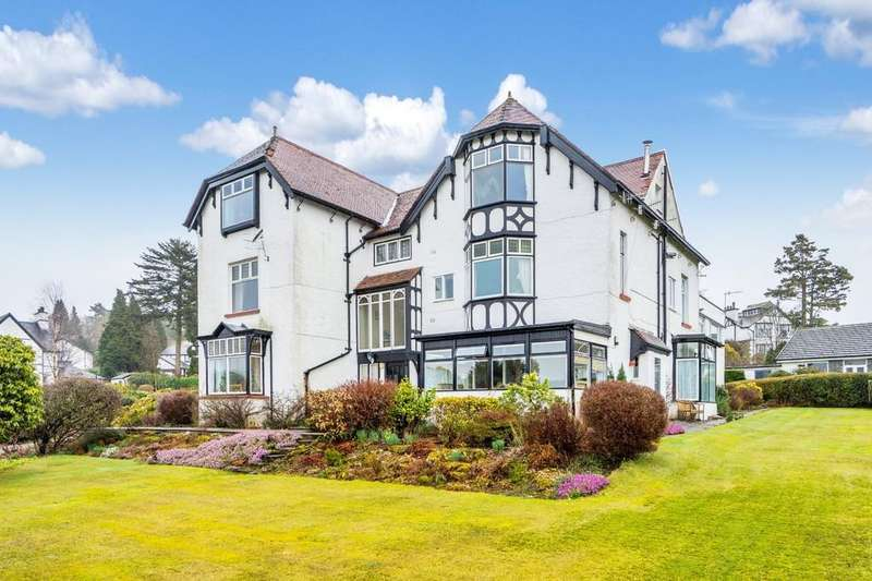 2 Bedrooms Apartment Flat for sale in 4 Rotherwood, Thornbarrow Road, Windermere, Cumbria, LA23 2DG