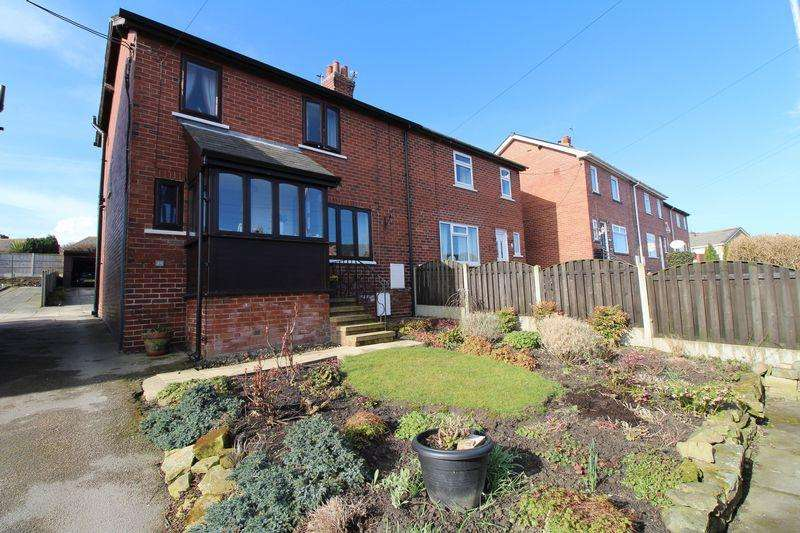 3 Bedrooms Semi Detached House for sale in Highfield Road, Netherton, Wakefield, WF4