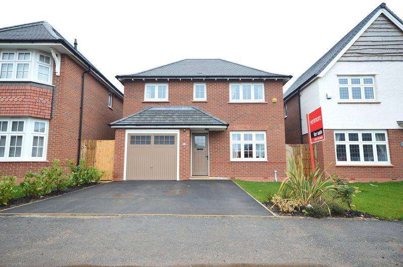 4 Bedrooms Detached House for sale in Marwood Road, Roby