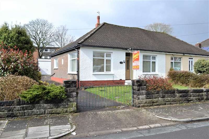 2 Bedrooms Bungalow for sale in HEOL PENYFAI, WHITCHURCH, CARDIFF