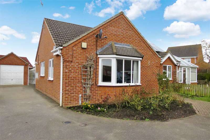 3 Bedrooms Detached Bungalow for sale in The Paddocks, Great Hale