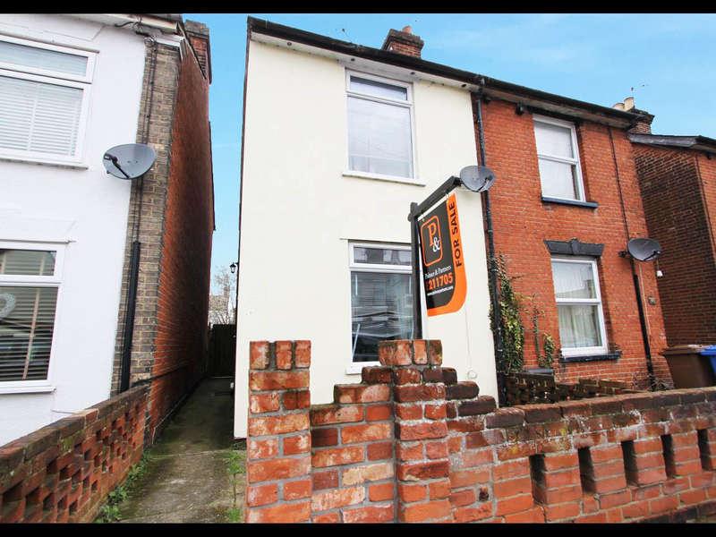 2 Bedrooms Semi Detached House for sale in Hampton Road, Ipswich