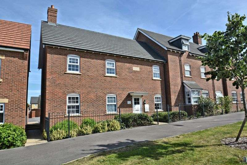 2 Bedrooms Property for sale in Partridge Close, Didcot
