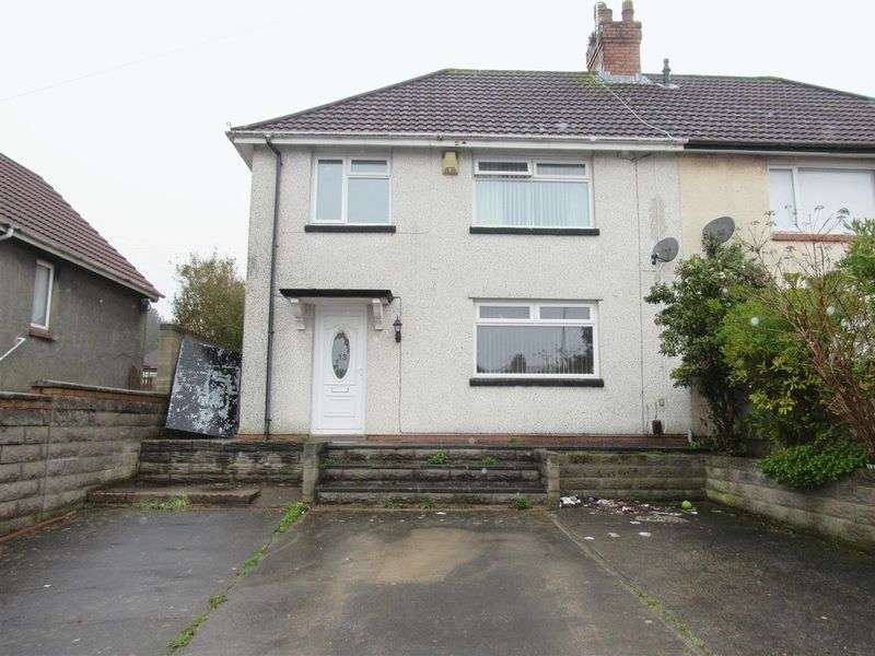 Property for sale in Redhouse Road Ely Cardiff CF5 4FG