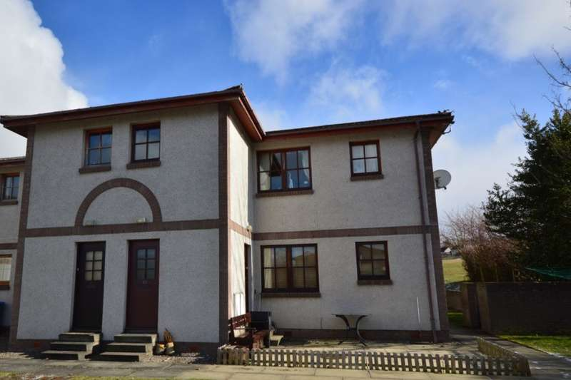 2 Bedrooms Flat for sale in Miller Street, Inverness, IV2