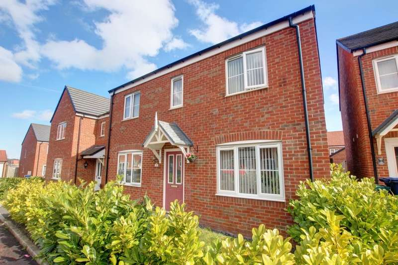 4 Bedrooms Detached House for sale in Wheatfield Road, Newcastle Upon Tyne, NE5