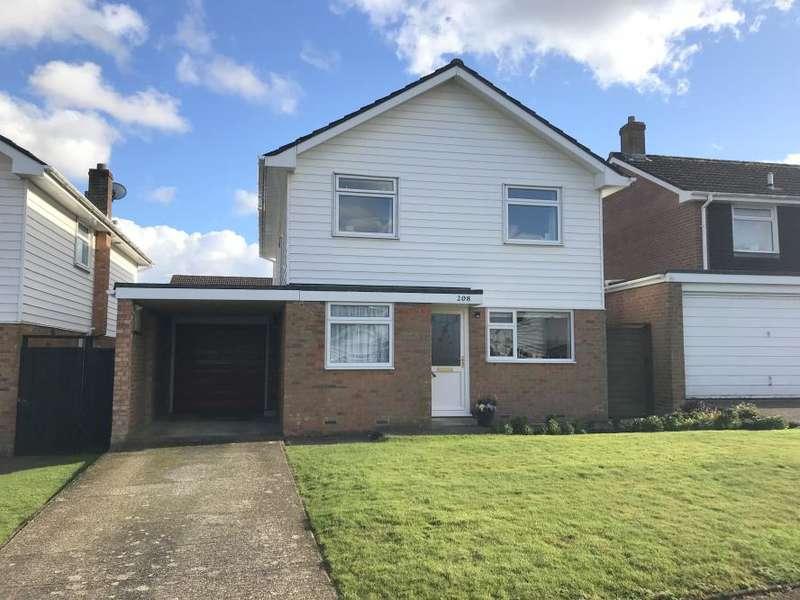 4 Bedrooms Detached House for sale in MERLEY, WIMBORNE