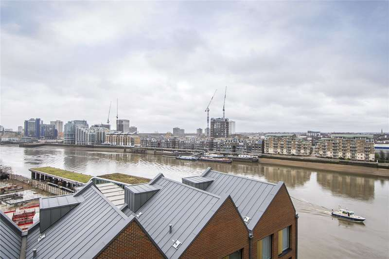 1 Bedroom Flat for sale in Westbourne Apartments, 5 Central Avenue, London, SW6