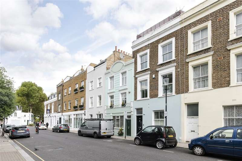 3 Bedrooms Terraced House for sale in Princedale Road, London, W11