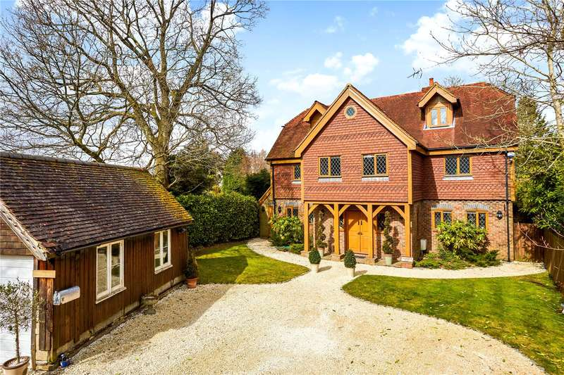 6 Bedrooms Detached House for sale in Warren Road, Crowborough, East Sussex, TN6
