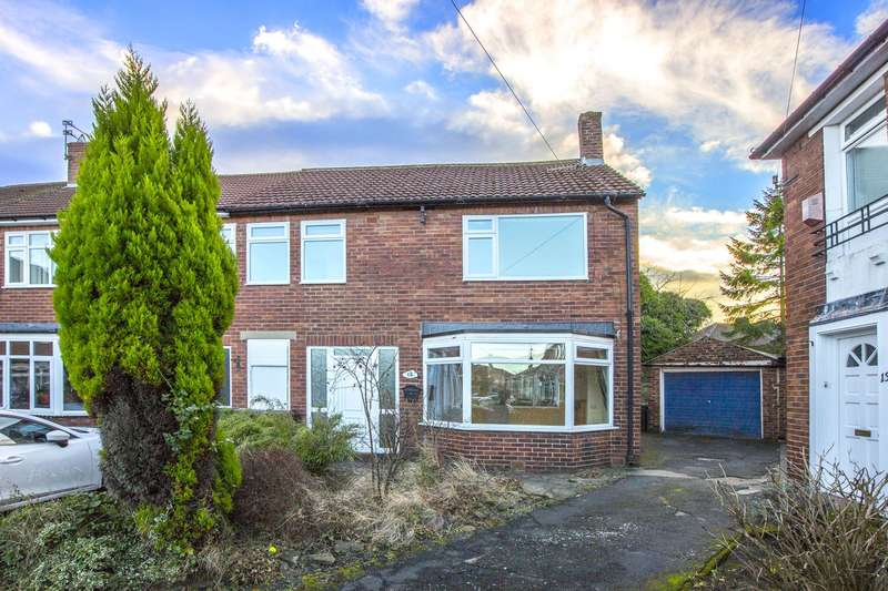 3 Bedrooms House for sale in Princes Avenue, Gosforth, Newcastle