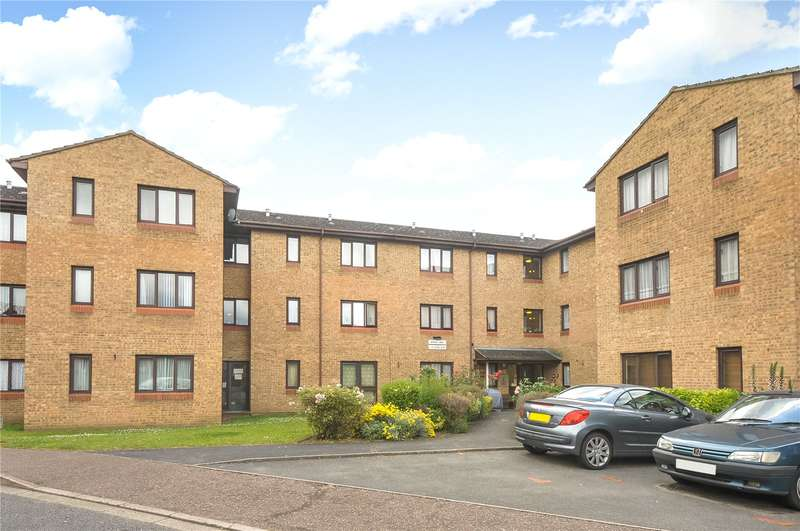 1 Bedroom Retirement Property for sale in Woodlea Court, Verona Close, Cowley, Middlesex, UB8