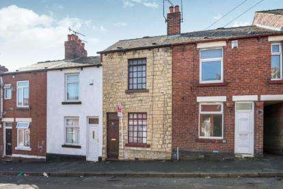 2 Bedrooms Terraced House for sale in Lloyd Street, Sheffield, South Yorkshire