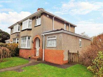 4 Bedrooms Semi Detached House for sale in Alderton Road, Horfield, Bristol