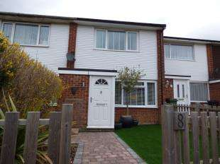 2 Bedrooms Terraced House for sale in Halstead Walk, Maidstone, Kent