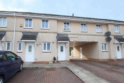 2 Bedrooms Flat for sale in India Drive, Inchinnan, Renfrew, Renfrewshire