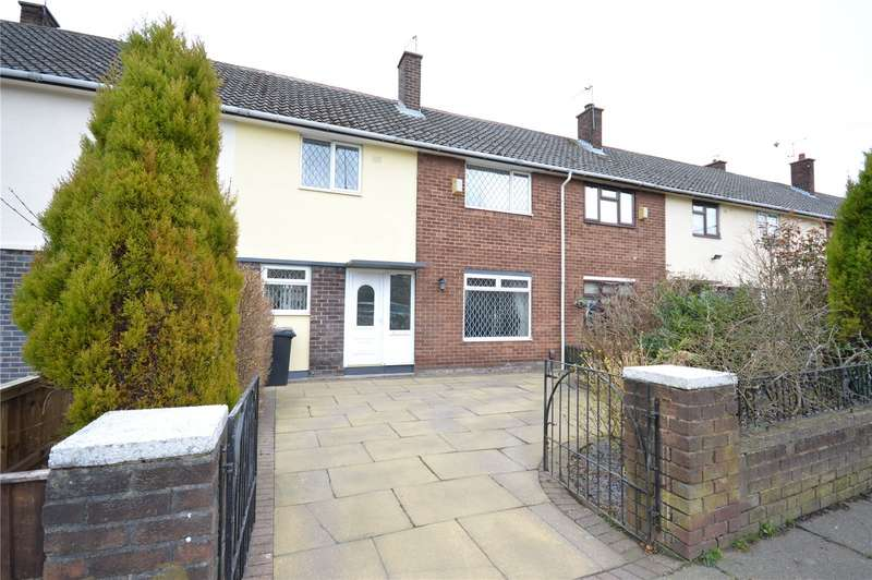 3 Bedrooms Terraced House for sale in Halewood Road, Woolton, Liverpool, L25