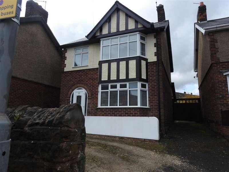 3 Bedrooms Detached House for sale in Portland Road, Hucknall, Nottingham