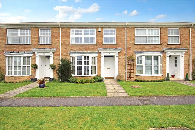 3 Bedrooms Terraced House for sale in Wedgwood Drive, Whitecliff, Poole, Dorset, BH14
