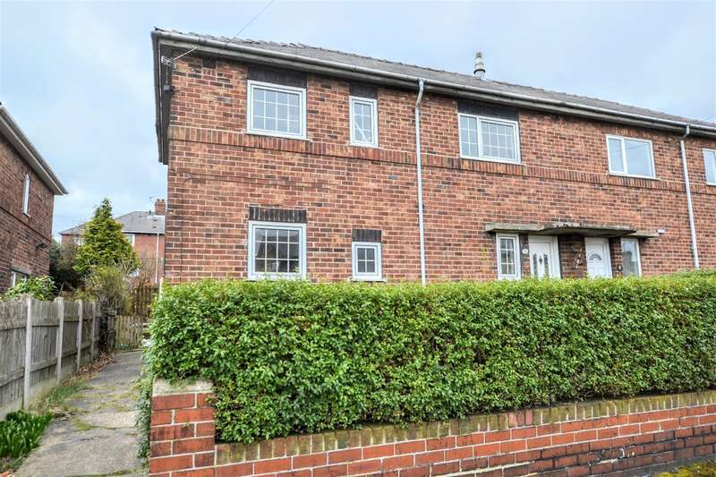 4 Bedrooms Semi Detached House for sale in California Terrace, Barnsley, S70 1YP