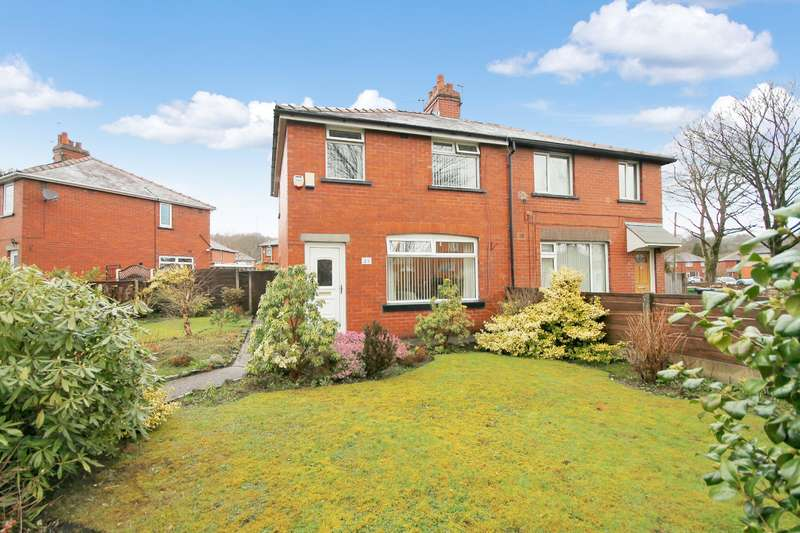 3 Bedrooms Semi Detached House for sale in Whitehead Crescent, Radcliffe, Manchester, M26 1EZ