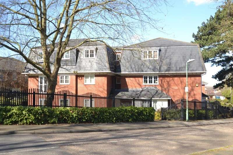 3 Bedrooms Apartment Flat for sale in Stella Maris Court Hadleigh Road Ipswich