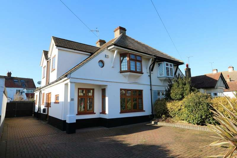 3 Bedrooms Semi Detached House for sale in Lifstan Way, Southend-On-Sea SS1