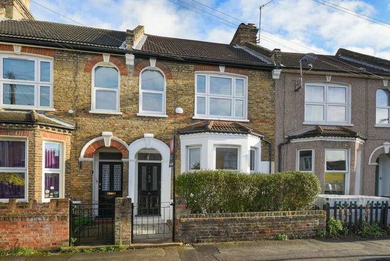 4 Bedrooms Terraced House for sale in Brookdale Road London SE6