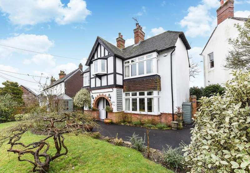 3 Bedrooms Detached House for sale in Chapel Street, Petersfield