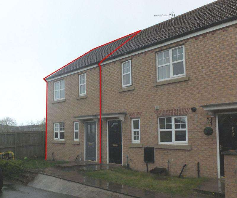 3 Bedrooms Terraced House for sale in Residential investment property