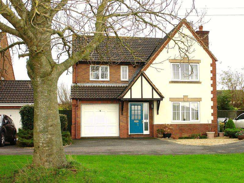 4 Bedrooms Detached House for sale in Nailsea, North Somerset