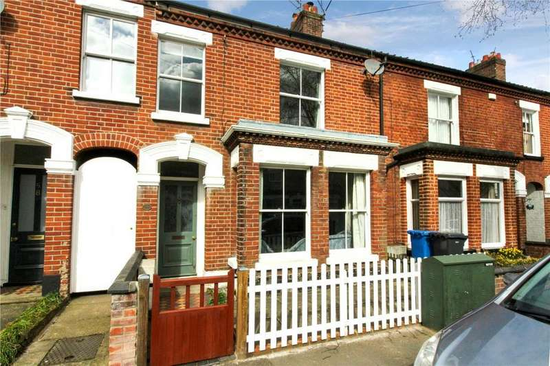 4 Bedrooms Terraced House for sale in Muriel Road, Norwich, NR2