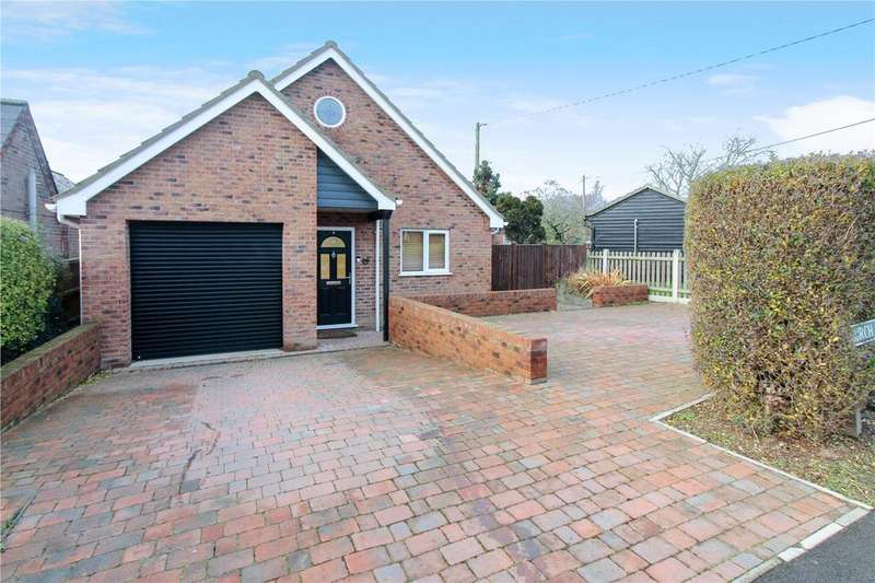 4 Bedrooms Detached House for sale in Church Road, Cantley, Norwich, NR13